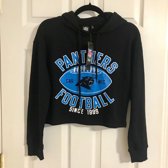 NFL Tops | Carolina Panthers Women Crop Hoodie Size Small | Poshmark  supplier